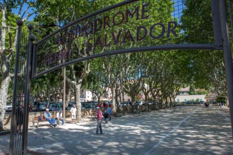 Le Boulodrome Henri Salvador