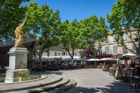 La place Portalis