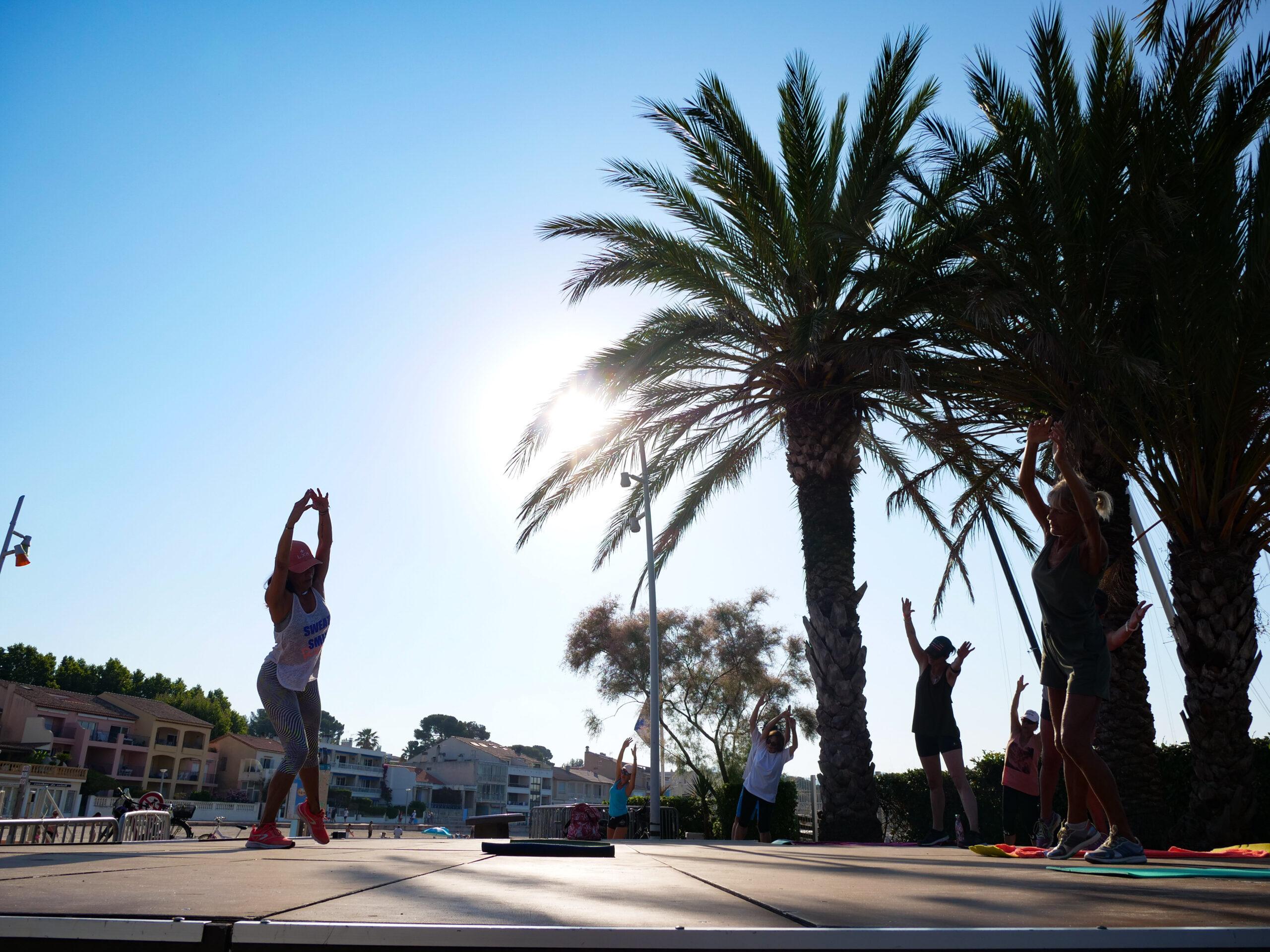 Votre été sportif à Saint-Cyr-sur-Mer