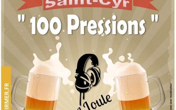 2 ème édition de la Fête de la bière Saint-Cyr 100 pressions