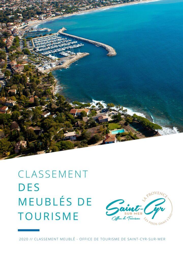 Classement Des Meubles De Tourisme Ot Saint Cyr Sur Mer