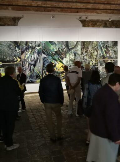 Une nouvelle exposition au Centre d'Art Sébastien