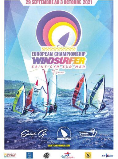 European Championship Windsurfer