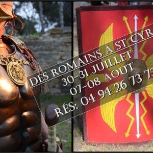 des_romains_à_saint_cyr