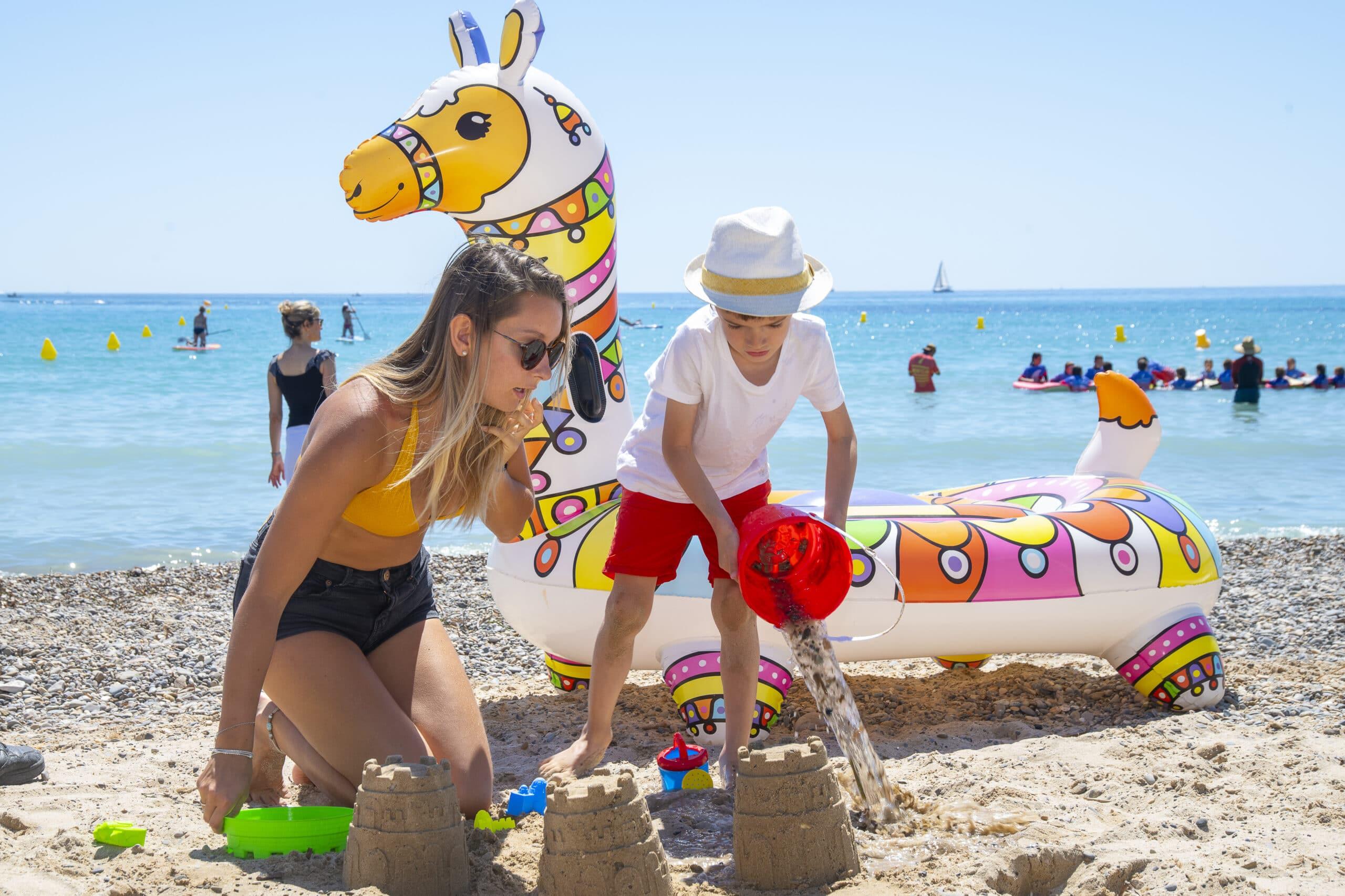Occuper les enfants pendant les vacances d'été