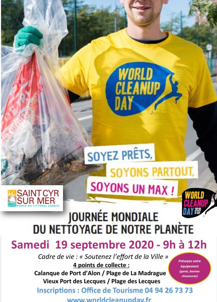 World_clean_up_day