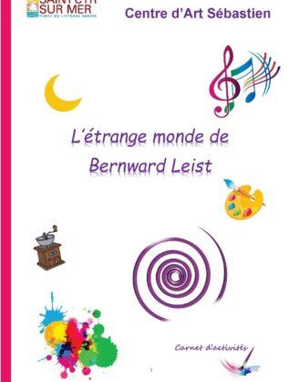 Carnet d'activités Bernward LEIST