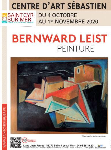 Découvrez l'exposition Bernward Leist au Centre d'Art Sébastien