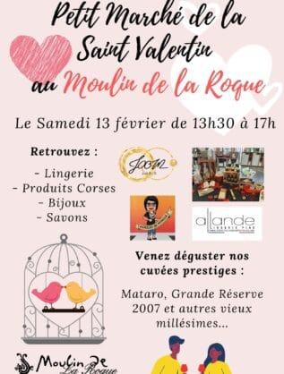 Marché de la Saint-Valentin !